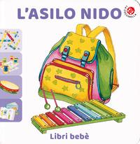 ASILO NIDO - LIBRI BEBE' di CAPRA SIMONETTA