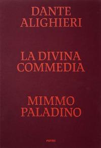 DIVINA COMMEDIA - EDIZIONE ILLUSTRATA di ALIGHIERI DANTE PALADINO M.