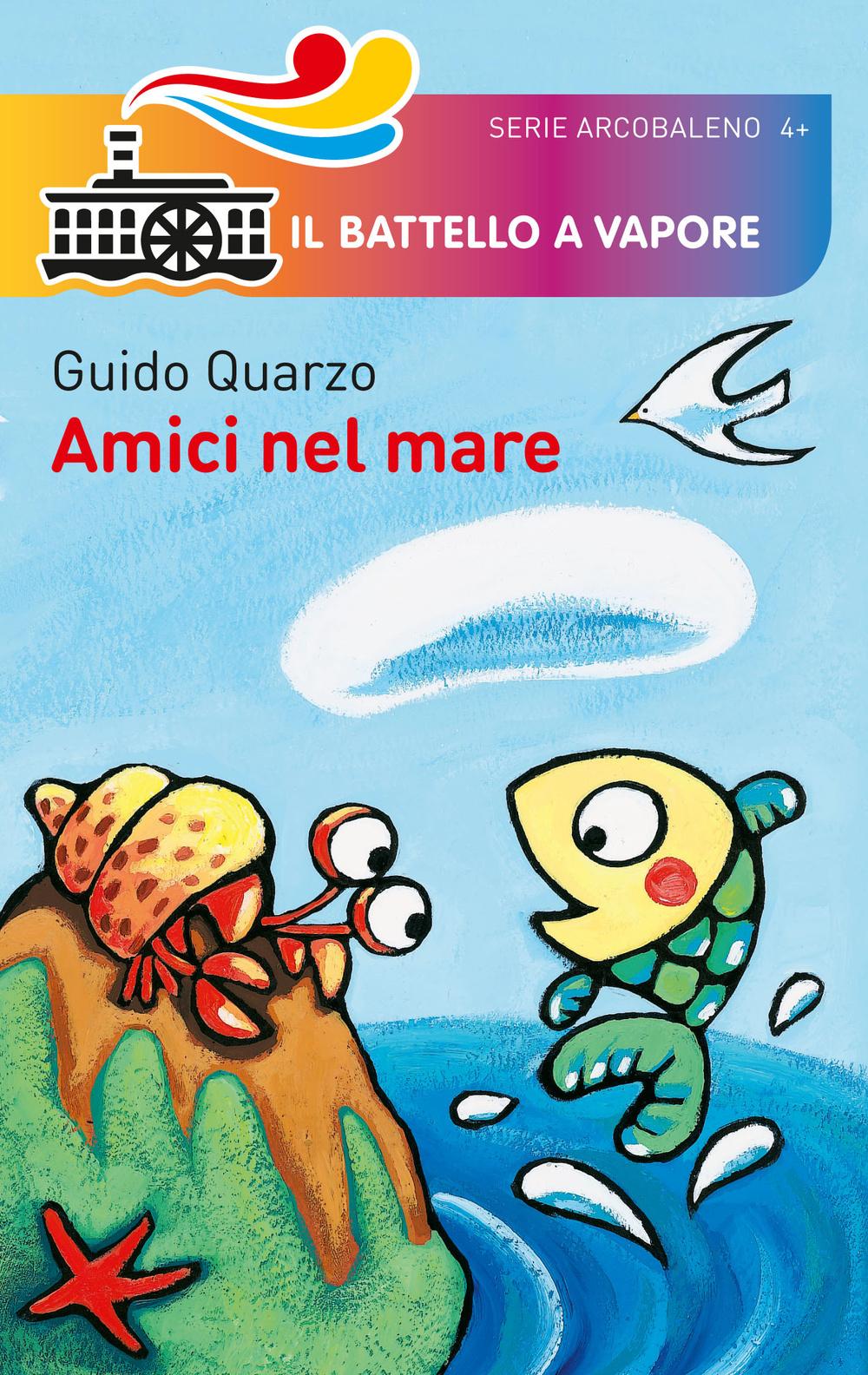 Amici nel mare. Ediz. illustrata