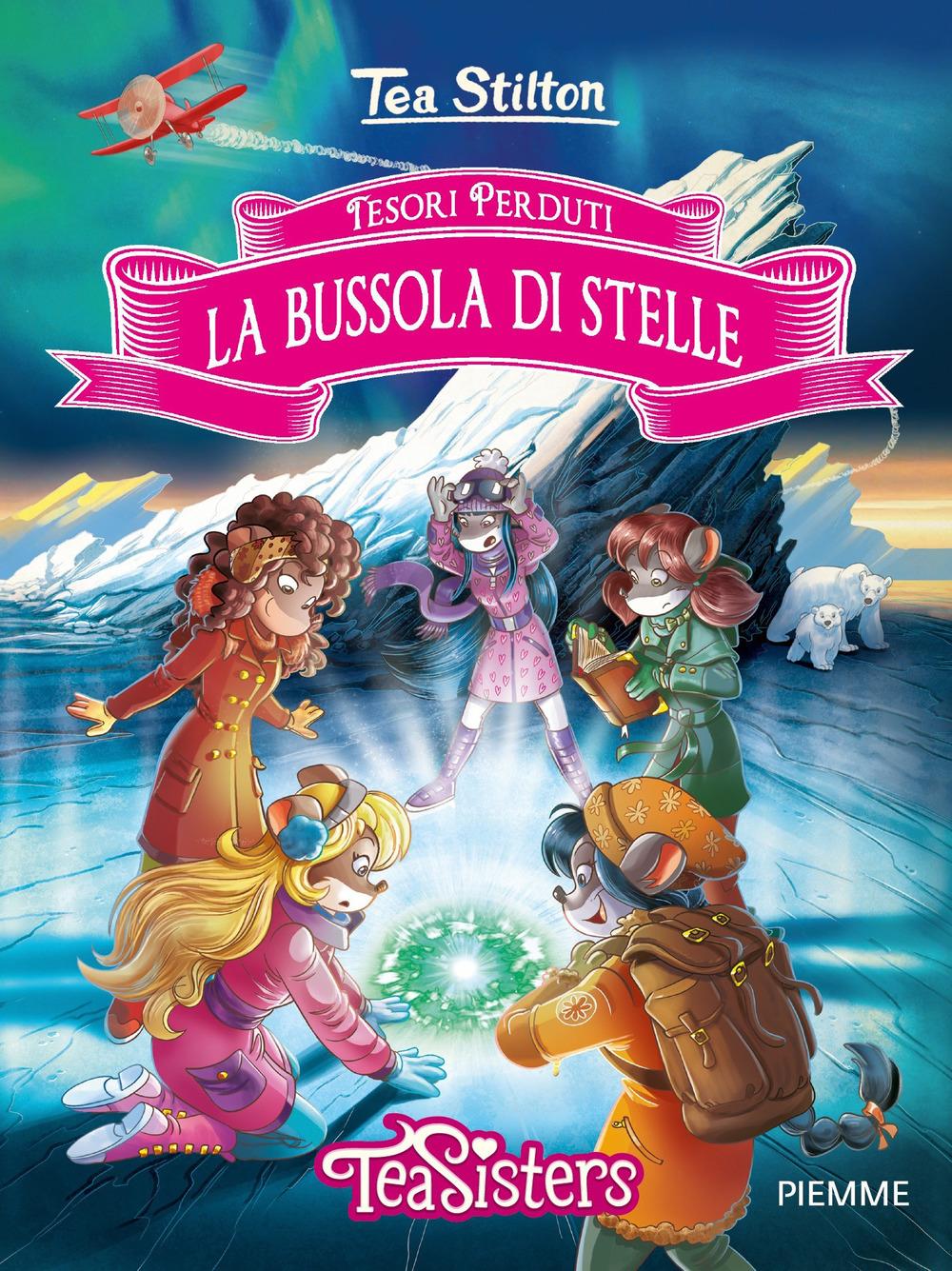BUSSOLA DI STELLE. TESORI PERDUTI (LA) - 9788856656206