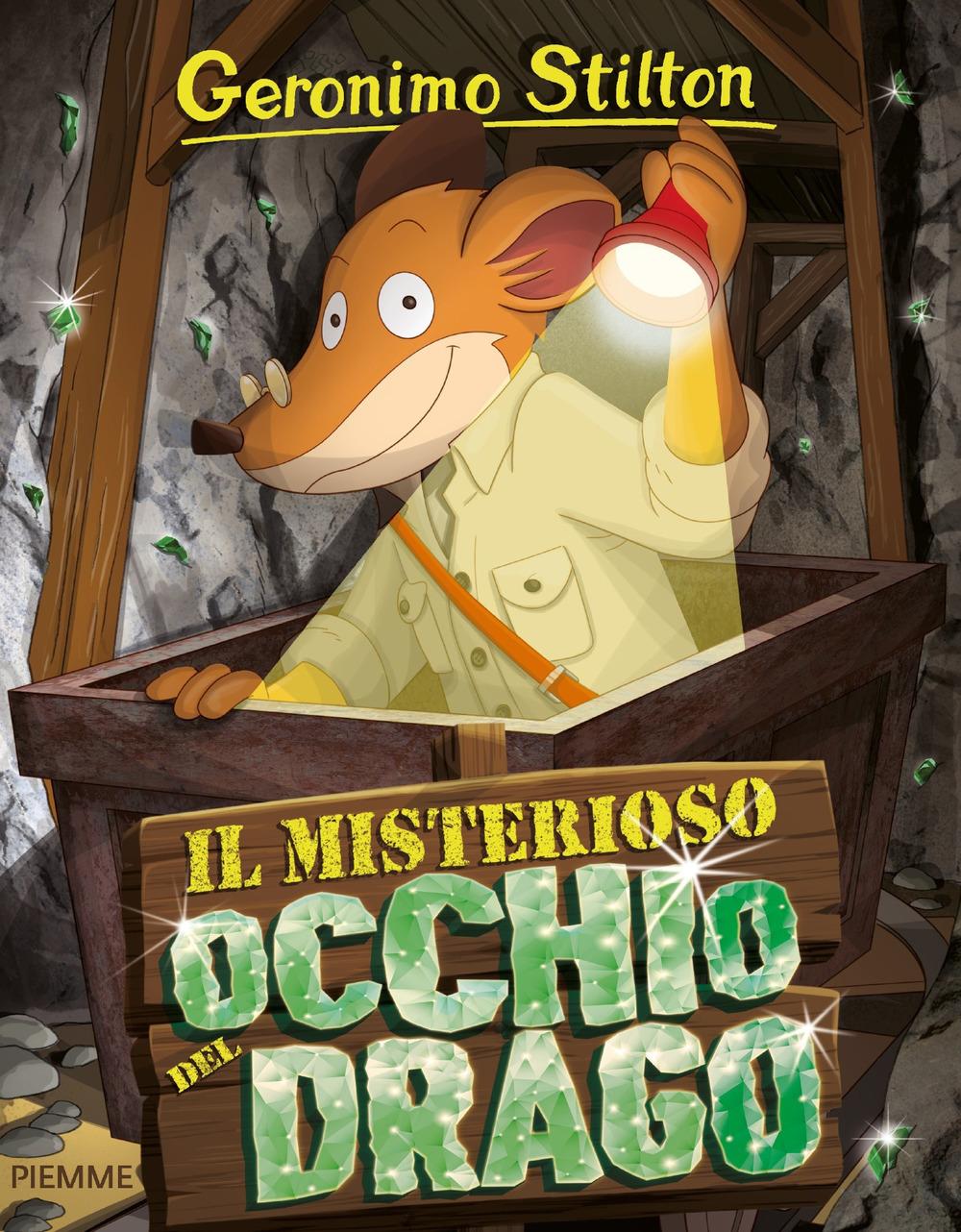MISTERIOSO OCCHIO DEL DRAGO (IL)