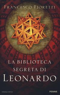 Copertina di: La biblioteca segreta di Leonardo