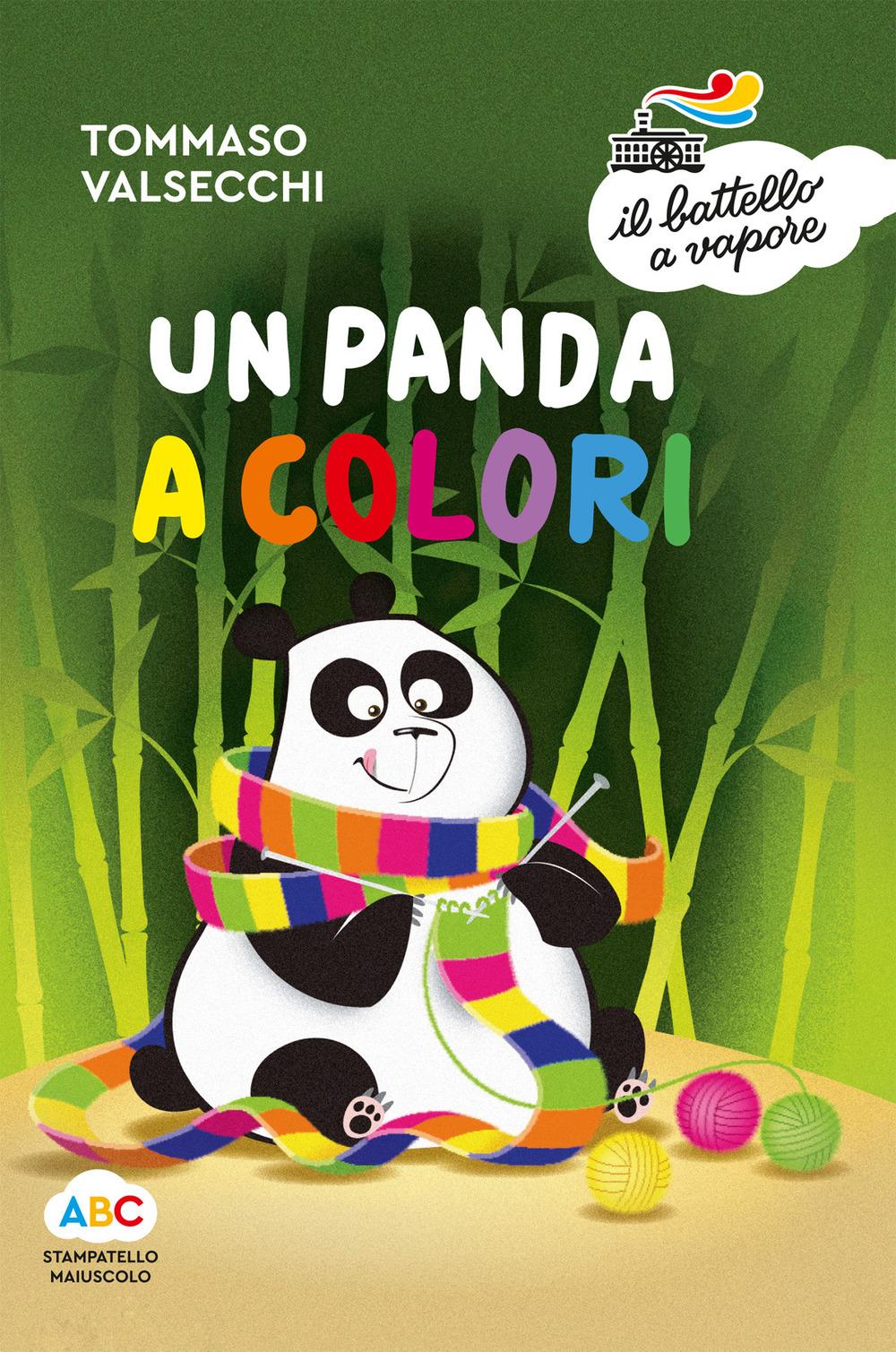 Un panda a colori. Ediz. a colori