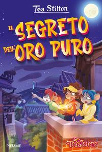 SEGRETO DELL'ORO PURO di STILTON TEA