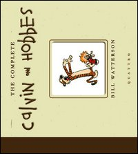 THE COMPLETE CALVIN AND HOBBES 4 di WATTERSON BILL
