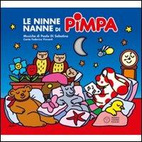 NINNE NANNE DI PIMPA + CD di ALTAN