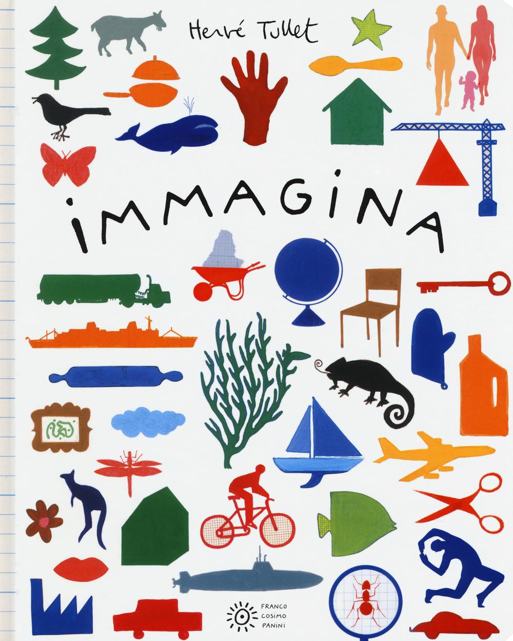 Immagina. Ediz. a colori