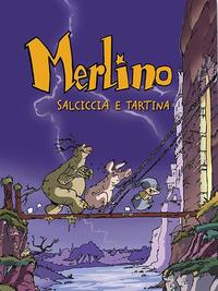 MERLINO SALSICCIA E TARTINA
