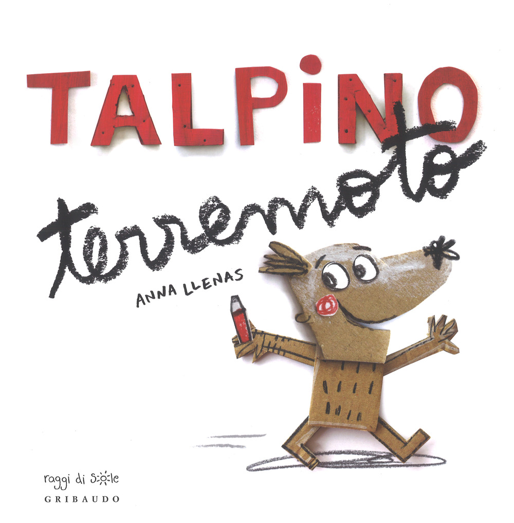 TALPINO TERREMOTO. EDIZ. A COLORI - 9788858019665