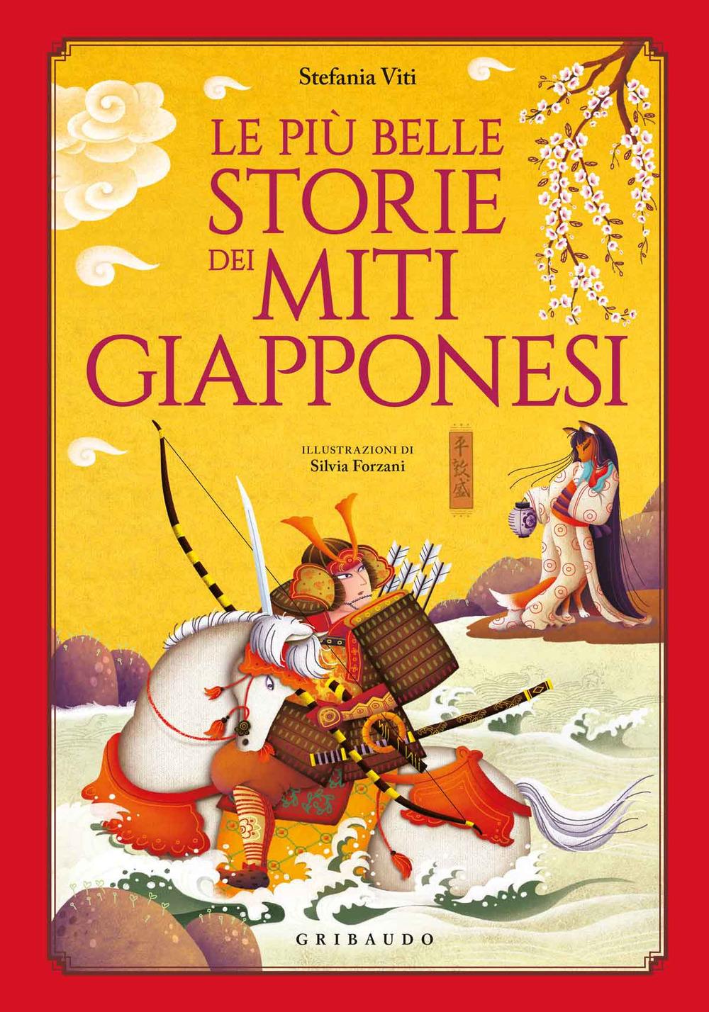 Le più belle storie dei miti giapponesi