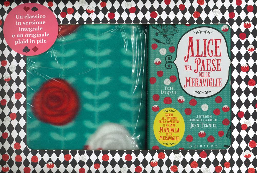 Alice nel paese delle meraviglie. Con gadget