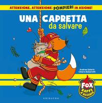 CAPRETTA DA SALVARE - FOX BAFFI D'ACCIAIO di BALZAROTTI CHIARA SALARIS ANDR