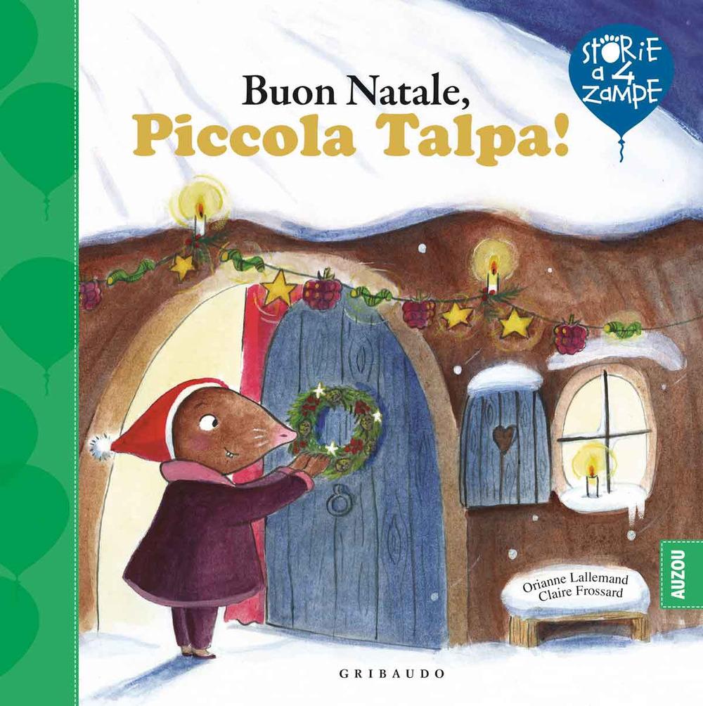 Buon Natale, piccola Talpa! Ediz. a colori
