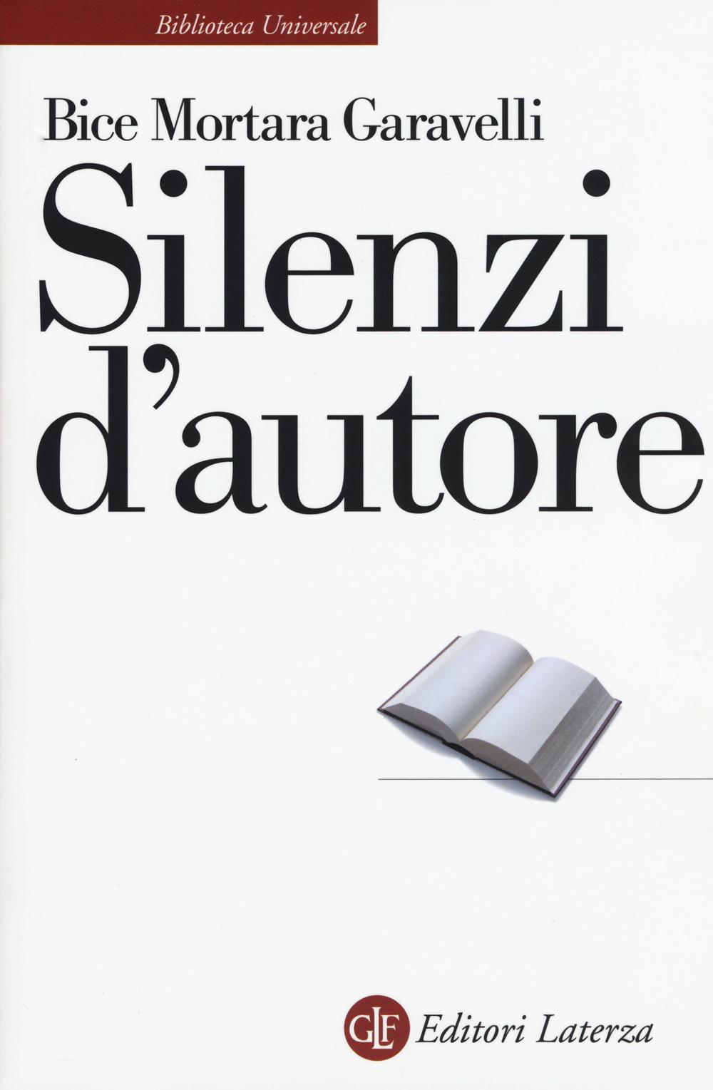 SILENZI D'AUTORE - 9788858117354