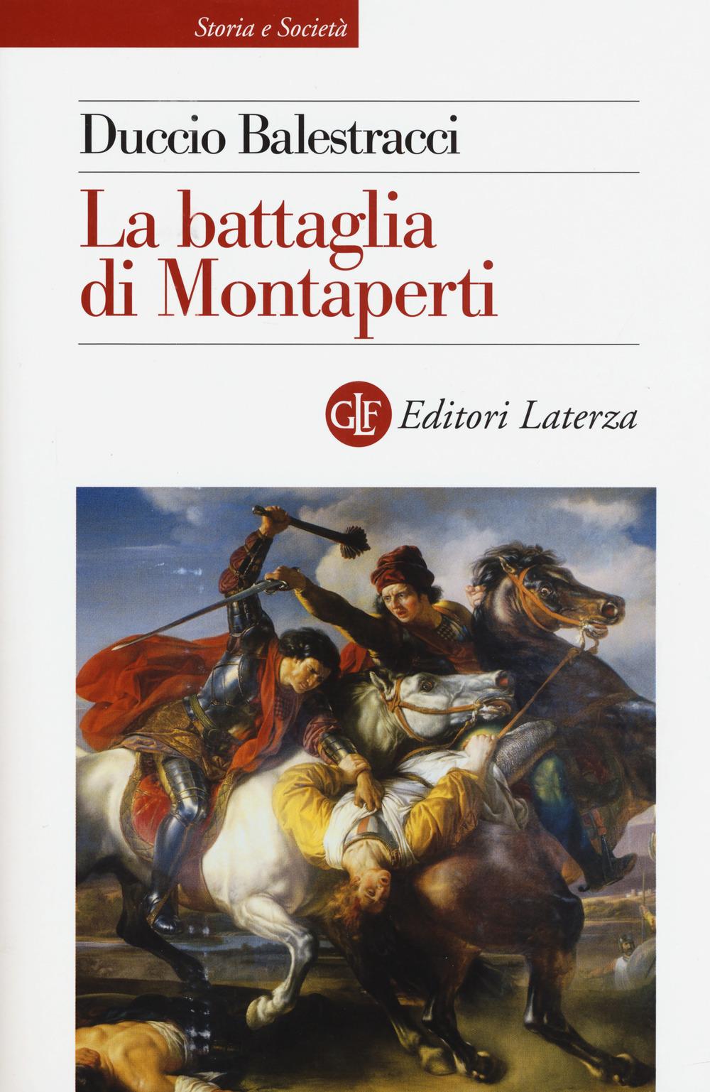 BATTAGLIA DI MONTAPERTI (LA) - 9788858127452