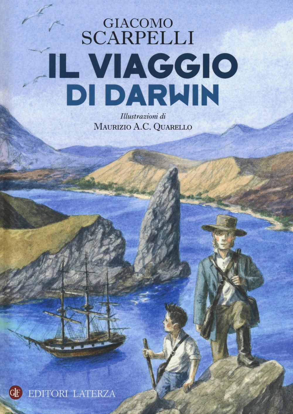 VIAGGIO DI DARWIN. EDIZ. A COLORI (IL) - 9788858127728