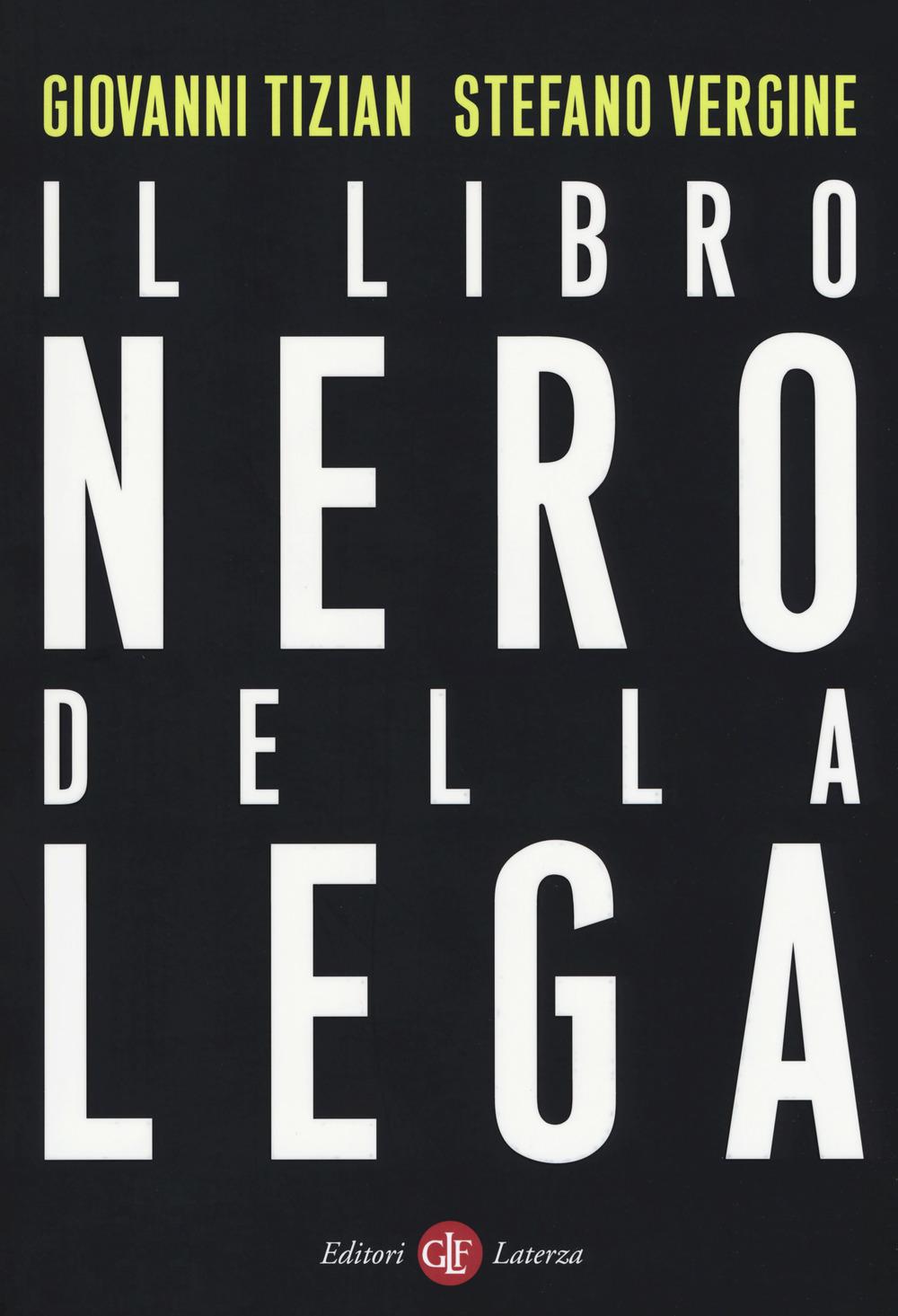 LIBRO NERO DELLA LEGA (IL)