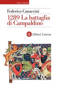 1289 LA BATTAGLIA DI CAMPALDINO di CANACCINI FEDERICO