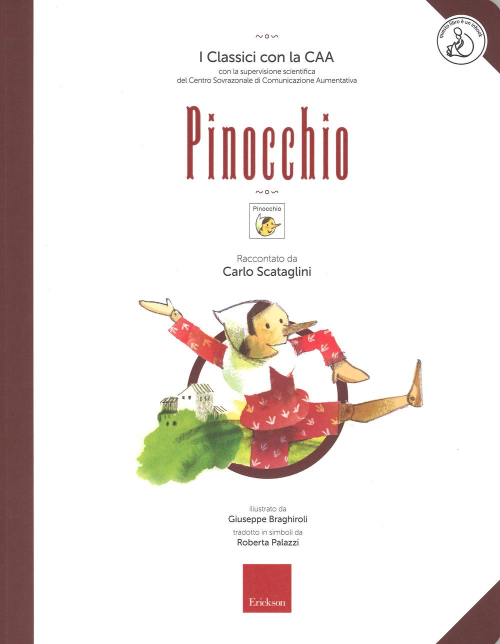 Pinocchio. Ediz. a colori. Con Contenuto digitale per download e accesso on line