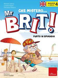 CHE MISTERO MR BRIT 4 FURTO IN SPIAGGIA