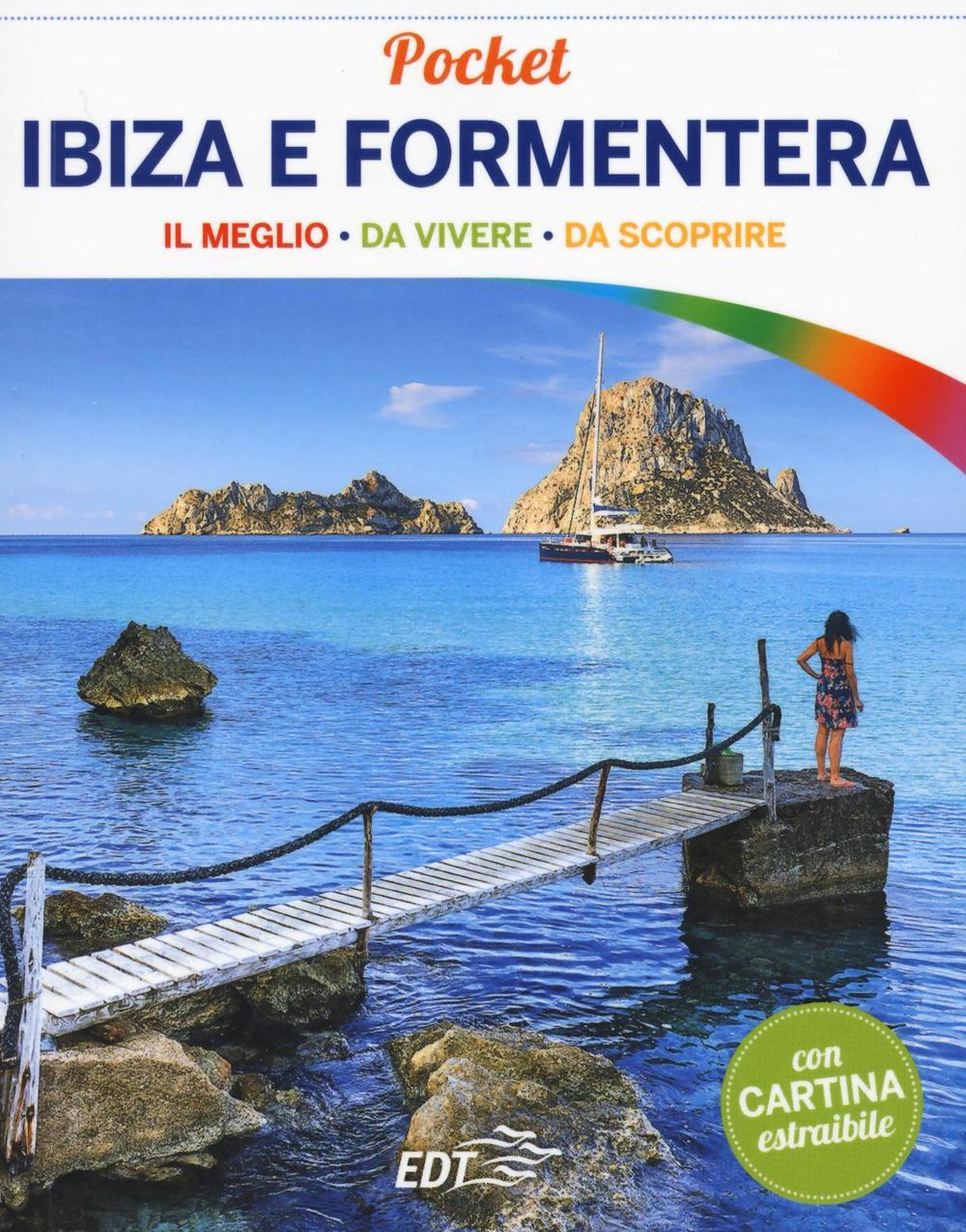 IBIZA E FORMENTERA. CON CARTINA - 9788859225799