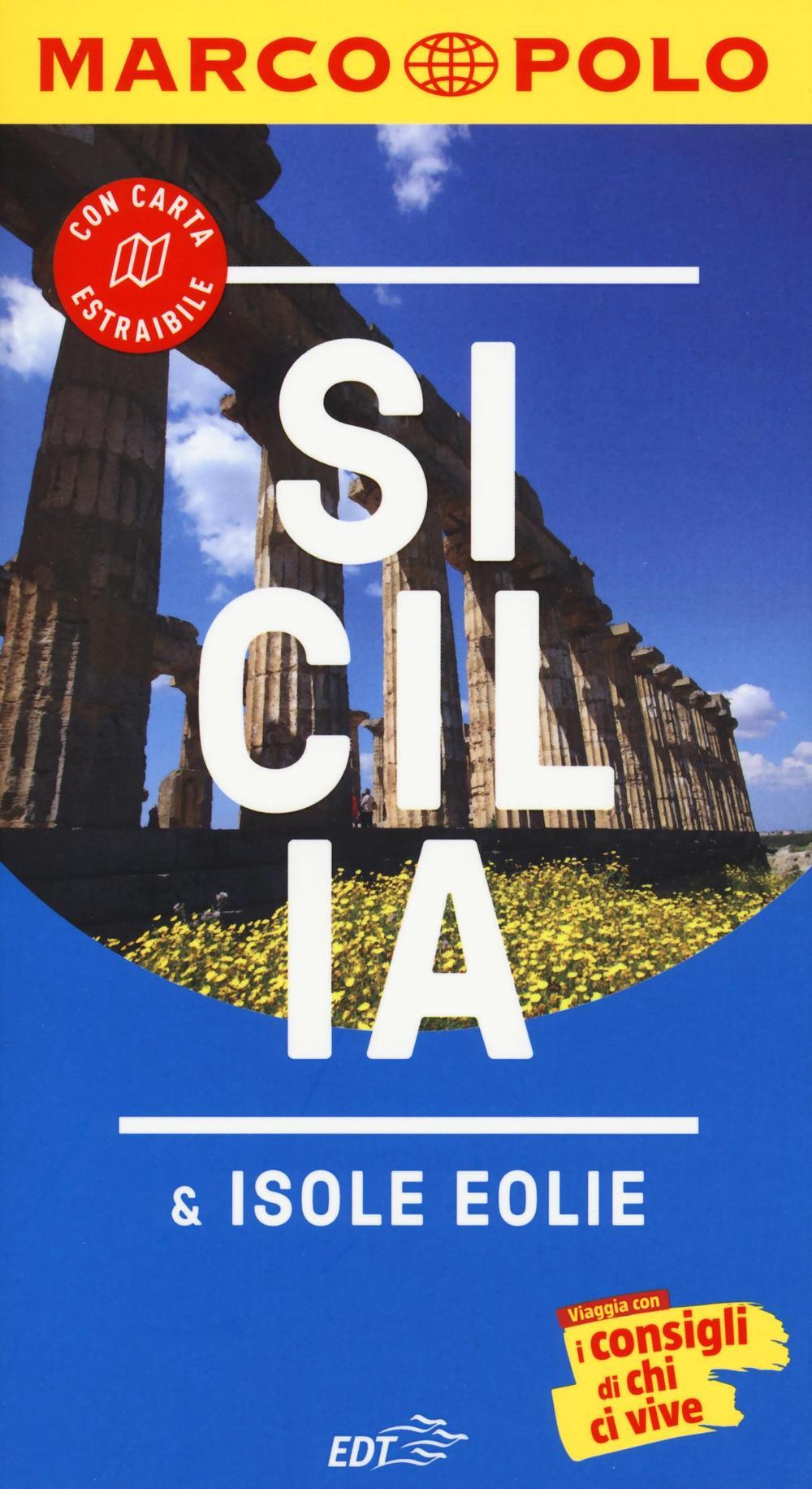SICILIA. CON ATLANTE STRADALE - 9788859225966