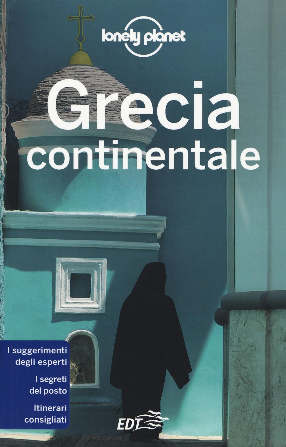 GRECIA CONTINENTALE - 9788859245940