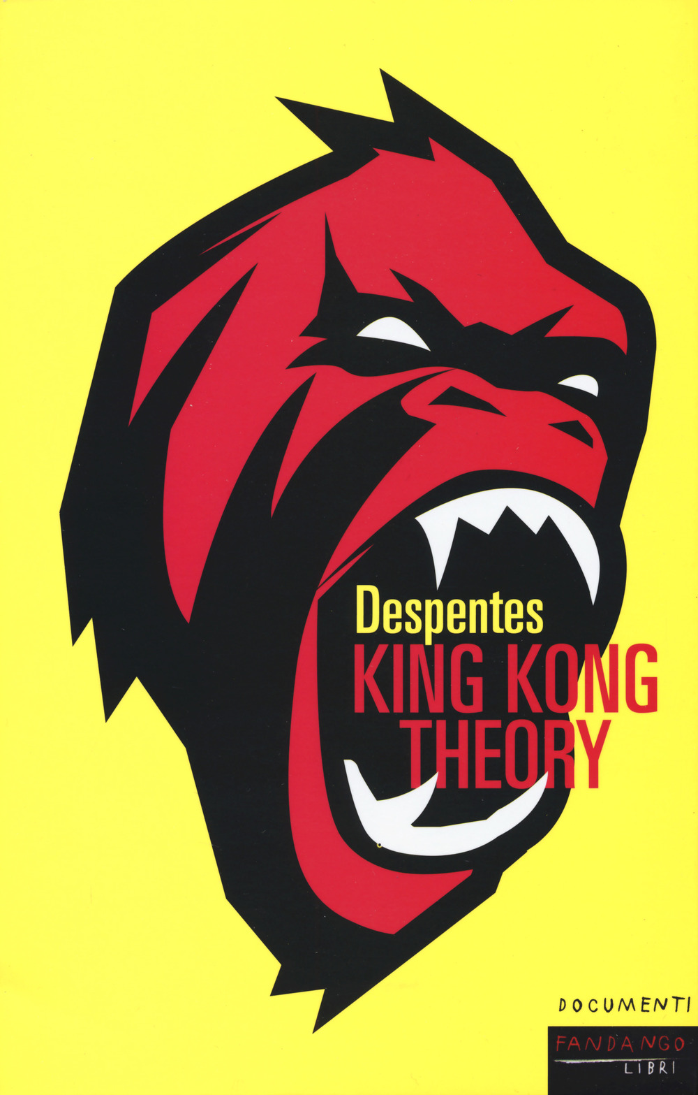 King Kong theory - 9788860446299