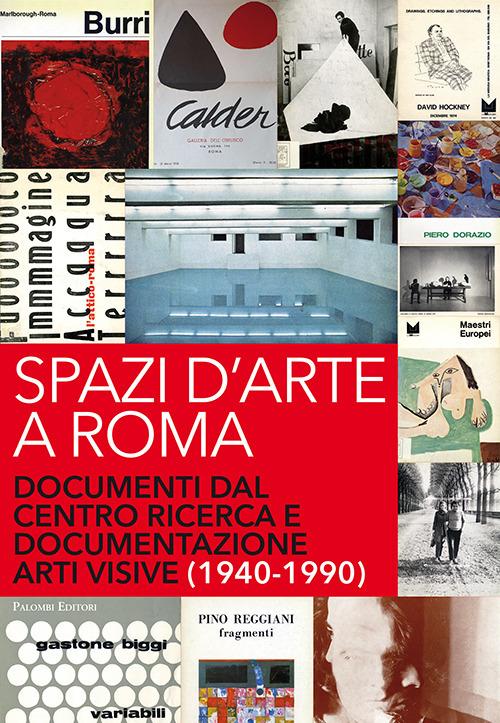 SPAZI D'ARTE A ROMA - A - 9788860608789