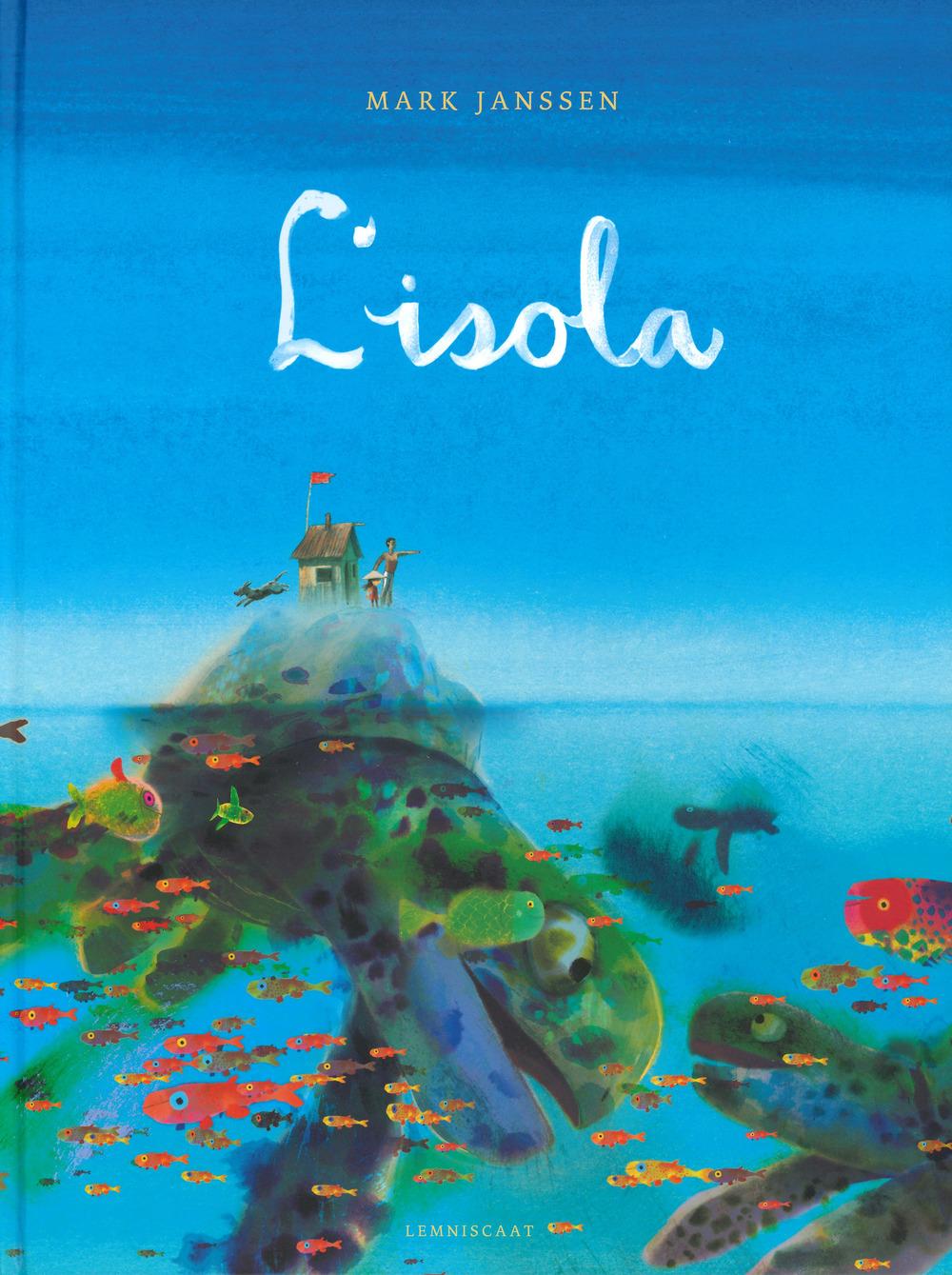 L'isola. Ediz. a colori