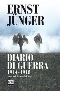 DIARIO DI GUERRA 1914 - 1918 di JUNGER ERNST