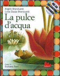 PULCE D'ACQUA. EDIZ. ILLUSTRATA. CON CD AUDIO (LA) - 9788861450219
