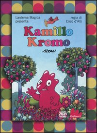 KAMILLO KROMO. DVD. CON LIBRO - 9788861451551