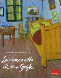 CAMERETTA DI VAN GOGH. EDIZ. ILLUSTRATA (LA) - 9788861451902
