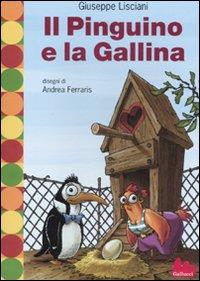 PINGUINO E LA GALLINA (IL) - 9788861452121