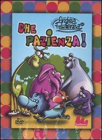 CHE PAZIENZA! DVD. CON LIBRO - 9788861452725