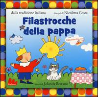 FILASTROCCHE DELLA PAPPA di COSTA N. - RESTANO J.