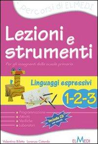 LEZIONI E STRUMENTI-LING.ESPRESS.1/2/3 di BILETTA-COTARDO