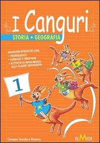 CANGURI-STORIA GEOGRAFIA 5