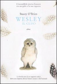 WESLEY IL GUFO. L'INCREDIBILE STORIA D'AMORE TRA UN GUFO E LA SUA RAGAZZA - 9788861920743