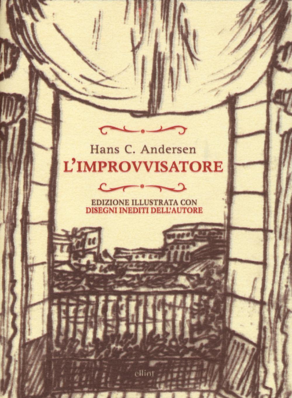 L'IMPROVVISATORE - 9788861923560