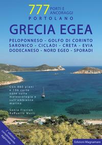 777 PORTI E ANCORAGGI - PORTOLANO GRECIA EGEA