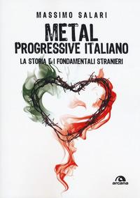 METAL PROGRESSIVE ITALIANO di SALARI MASSIMO