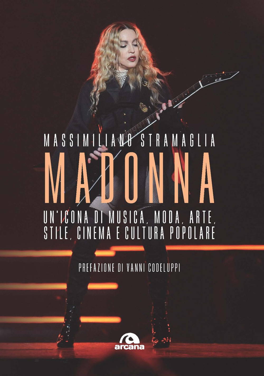 MADONNA - MASSIMILIANO STRAMAGLIA - 9788862318143