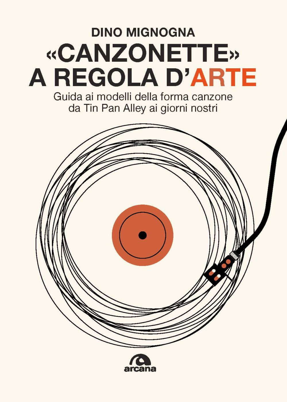 CANZONETTE A REGOLA D'ARTE - Mignogna Dino - 9788862318389