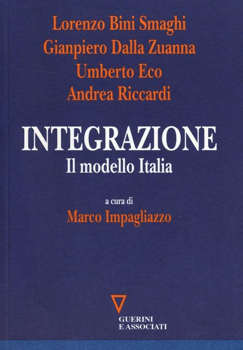 INTEGRAZIONE. IL MODELLO ITALIA - 9788862504225