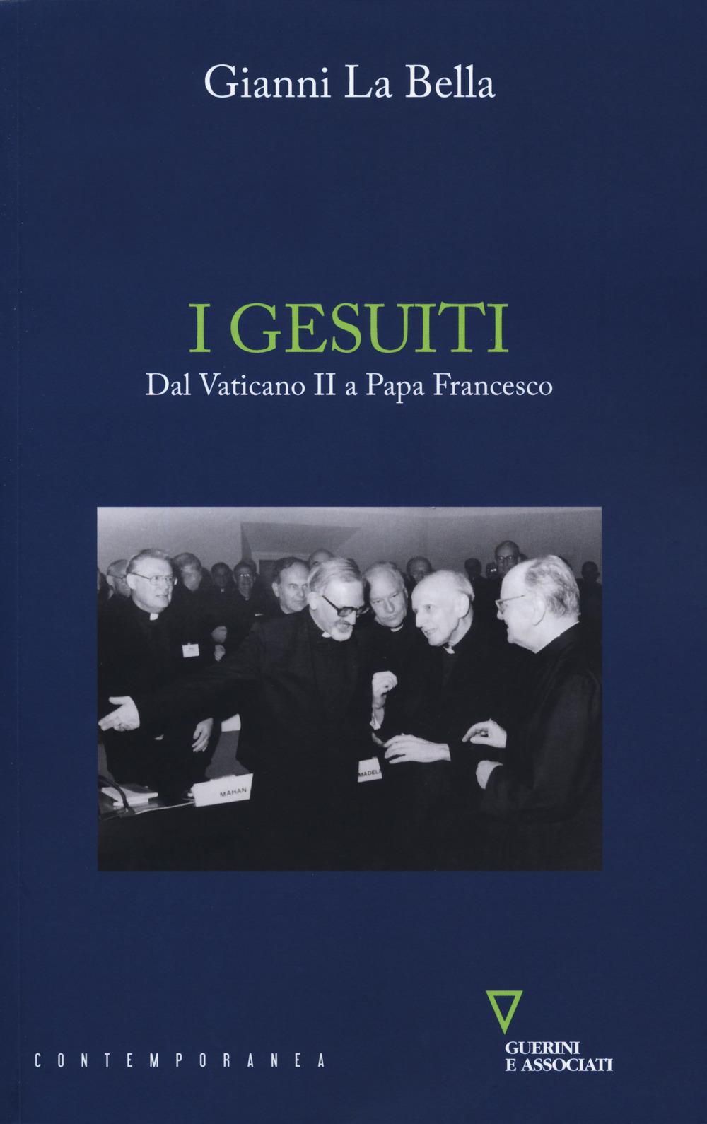 GESUITI. DAL VATICANO II A PAPA FRANCESCO (I) - 9788862507622