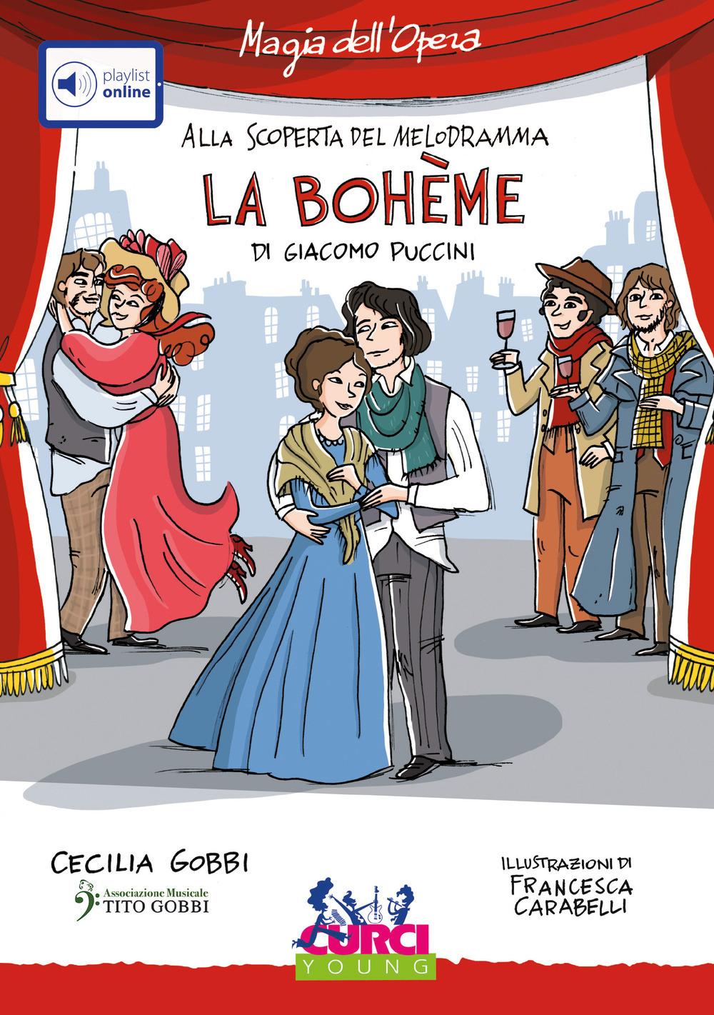 La Bohème di Giacomo Puccini. Con playlist online