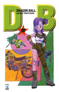 DRAGON BALL EVERGREEN EDITION 10 di TORIYAMA AKIRA
