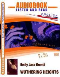 WUTHERING HEIGHTS - AUDIOLIBRO CD AUDIO di BRONTE EMILY